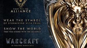 První plakáty k filmu World of Warcraft: Za koho bojuješ?