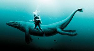 Tajemné hlubiny, v moři číhá smrt