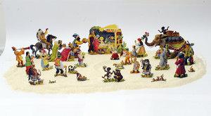 Muzeum vystřihovánek: Betlém