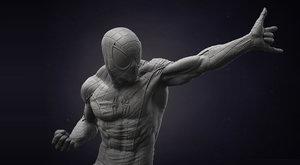 Galerie: Spider-Man, Captain America, Thorin a spol. jako klasické antické sochy