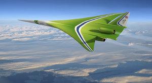 Budoucnost NASA roku 2025: 11 nejšílenějších letadel