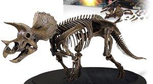 Vysílačku nebo triceratopse? Soutěž o ceny k filmu Noc v muzeu: Tajemství hrobky