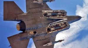 Smrt jí sluší: Nebezpečný pohled na bojovou stíhačku F-35