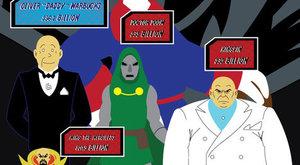 Kdo je nejbohatší? 20 komiksových hrdinů nejvíc za vodou
