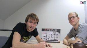 Ábíčko testuje: Jak jsme stavěli horskou dráhu Spacerail