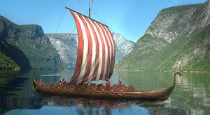 Vikinské loďstvo: 3 nejznámější (a taky nejlepší) typy dobyvatelských lodí