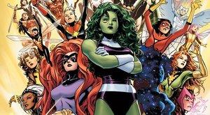 Avengers jsou jenom holky: Úplně nový tým začíná na jaře