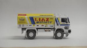 Kamiony a tahače: Legendární Liaz číslo 627
