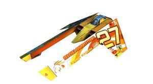 Astro Racers: Astro Racer číslo 27 - Seagull