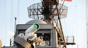 Laserové války: Americká armáda si z nás (ne)střílí