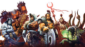 Orkové do boje! World of Warcraft: Warlords of Draenor