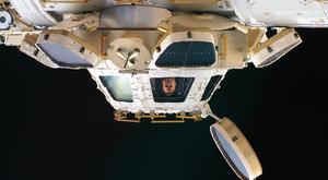 Přímo nad hlavou: Obytné prostory na Mezinárodní vesmírné stanici