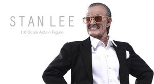 Stan Lee v akci! Otec super hrdinů má vlastní akční figurku