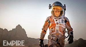 Lidstvo je na Marsu? A Matt Damon je Marťan