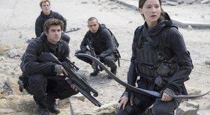 První Katniss na fotce z posledních Hunger Games
