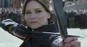 Katniss to vidí černě: Trailer na poslední Hunger Games
