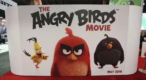 Film s Angry Birds se líhne! Důkaz? Plakáty!!!
