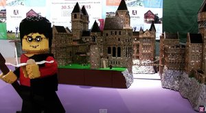 Kostkománie 2015: Harry Potter a Lego Bradavice