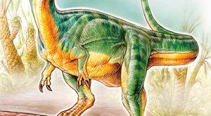 Splácaný dinosaurus: Skládačka z různých druhů?