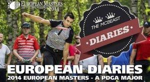 Jak hraje disc golf mistr světa? Takhle!
