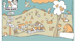 Letní vstupenkování: Farma Blaník