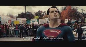 Druhý (a lepší) trailer na Batman vs. Superman (ČESKY)