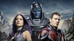 První fotka z X-Men: Apokalypsa