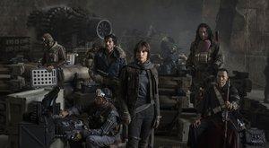 """Špinaví Rebelové: První fotka z """"těch jiných Star Wars""""!"""