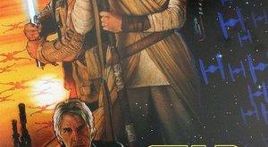 První plakát na nové Star Wars: Od klasika!