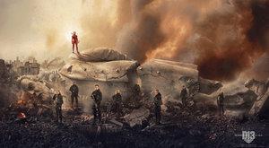 Hunger Games: Síla vzdoru 2: Katniss šlape po prezidentovi