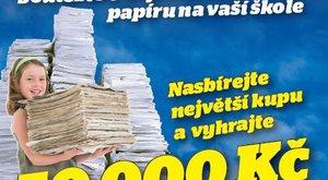 Vyhodnocení soutěže Kupa papíru