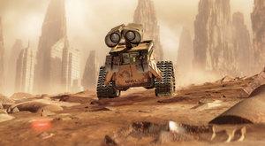 Vall-I je Marťan: Koho jsme zapomněli na Marsu?
