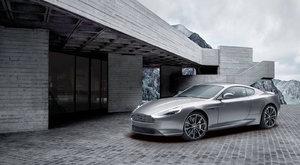 Omrkni ultra vzácnou edici auťáku Aston Martin od Jamese Bonda