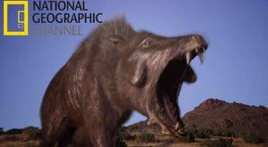 Nejstrašnější šelmy světa: Potvory pravěké megafauny