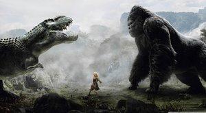 Godzilla se porve s King Kongem doslova ve VELKÉM