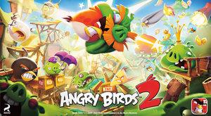 Angry Birds 2 se vrací ke kořenům