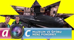 Ábíčko s kamerou: Mini ponorky z druhé světové