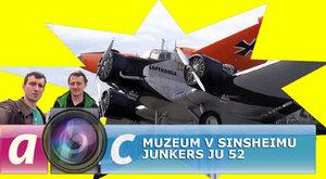 Ábíčko s kamerou: Stařešina Junkers Ju 52