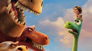 Hodný dinosaurus: Kdo je vlastně páníček a kdo mazlíček?
