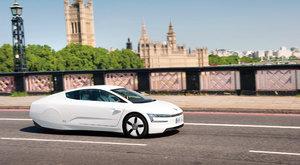 Volkswagen XL1: Nejúspornější auto světa má problém