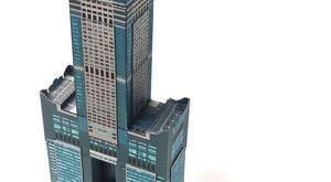 Mrakodrapy: Tuntex Sky Tower