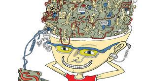 Internet mozků: Zabydlí se nám v hlavě nanoboti?