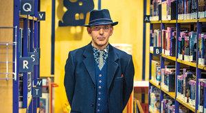 Chris Priestley straší čtenáře k smrti rád