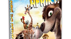 Soutěž o DVD Hurá do Afriky