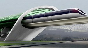 Budoucnost dopravy je tady! Jmenuje se Hyperloop