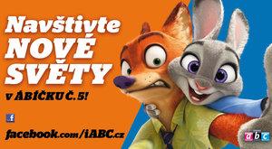 ABC 5/2016: Animovaná sranda Zootropolis