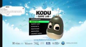 Programování s KODU: 5. díl