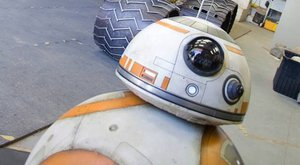 BB-8 na návštěvě: Ze Star Wars do NASA
