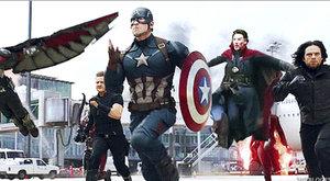 Do Občanské války Captaina Ameriky se zapojí i Doktor Strange