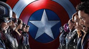 Vše o filmu Captain America: Občanská válka